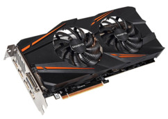 carte graphique gaming hautes performances gigabyte gtx1070 oc windforce 8 go 2 ventilateurs gddr5