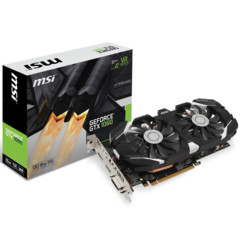 carte graphique gamer msi nvidia geforce gtx 1060 oc 3 go