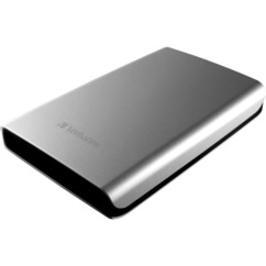 Verbatim Store'n'Go Disque dur externe 2,5'' USB 3.0 Silver - 1 To