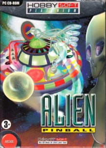 Jeu PC Alien Pinball à tout petit prix.