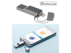 Adaptateur de stockage MicroSD pour iPhone & iPad