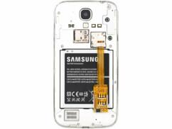 Adaptateur Dual SIM avec coque spéciale pour Samsung Galaxy S4