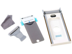 Applicateur et film de protection pour iPhone 4 / 4S