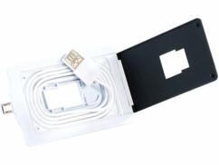 Câble chargement & transfert Micro USB
