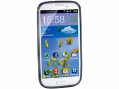 Coque de protection en silicone pour Samsung Galaxy S3