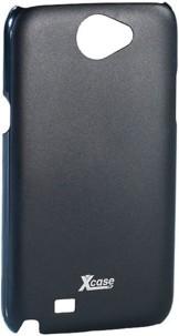 Coque de protection ultra fine pour Samsung Galaxy Note 2 - Noir