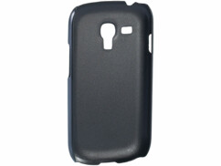 Coque de protection ultra fine pour Samsung Galaxy S3 Mini - Noir