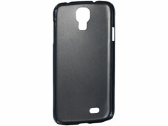 Coque de protection ultra fine pour Samsung Galaxy S4 - Noir