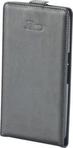 Étui de protection à clapet pour Google Nexus 6 - Noir