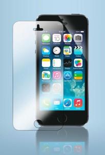 Façade de protection en verre acrylique pour iPhone 5 / 5C / 5S / SE