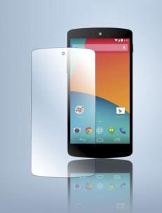 Façade de protection en verre trempé pour Google Nexus 5
