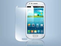 Façade de protection en verre trempé pour Samsung Galaxy S3 Mini