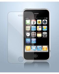 Film protecteur transparent pour écran pour iPhone 3G/3Gs