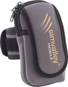 house de protection avec boucle ceinture pour téléphone portable outdoor antichoc simvalley xt690 xt980