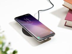 Kit chargement à induction compatible Qi pour Galaxy S5