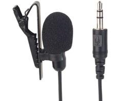 Micro cravate à condensateur MC-100.mini pour smartphone, tablette et ordinateur