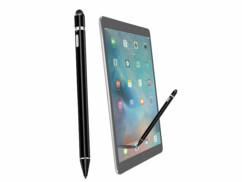 Stylo pour tablette : Stylo pour écran tactile actif de Callstel avec batterie intégrée, également pour iPad Pro Image 1