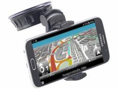 Support de smartphone pour pare-brise & tableau de bord