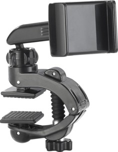 Support de smartphone pour voiture avec pince
