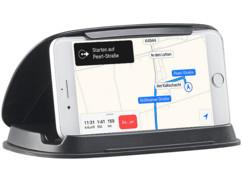 Support smartphone sur tableau de bord pour appareils jusqu'à 11,5cm de hauteur