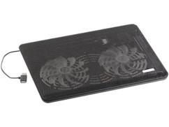 """Tablette de ventilation pour Notebook - jusqu'à 14"""""""