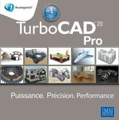 TruboCAD 20 Pro en vente chez Pearl Diffusion.