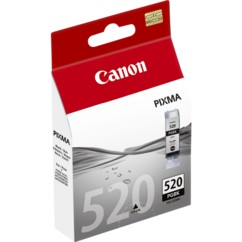 Cartouche originale Canon PGI520BK - Noir