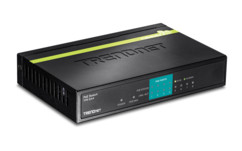 Hub Switch 8 ports Poe Trendnet ''TPE-S44''