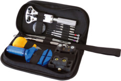 Kit de transport d'outils d'horlogerie