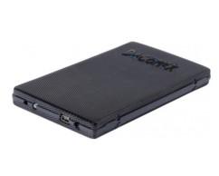 Boîtier Airflux USB 2.0 noir SATA 2.5''