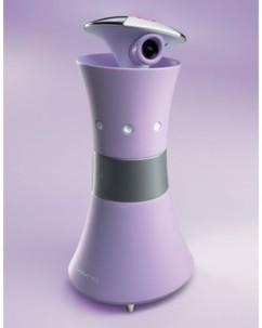 Boynq Alibi Webcam 3 en 1 rose