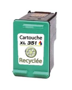 Cartouche remanufacturée HP ''Cb338'' N°351XL