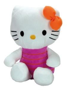 Peluche ''Hello Kitty'' 20 cm