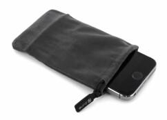 Pochette microfibre pour téléphone / lecteur MP3