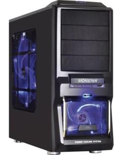 Advance boîtier PC ''Monster'' - noir