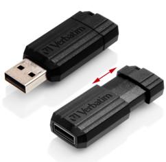Clé USB Verbatim rétractable - 32 Go