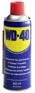 Dégrippant WD-40 400 Ml