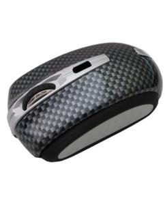 Mini souris USB sans-fil Velvet ''Carbon''