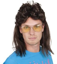 Perruque années 80 Larry