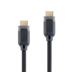 Câble HDMI Ethernet Belkin Pro HD 1000 compatible 4K - 1m