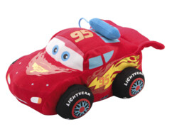 Cars 2 Peluche animée  ''Flash Macqueen''