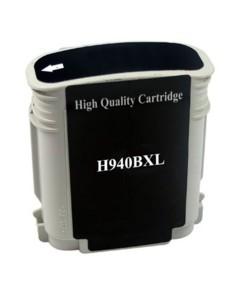 Cartouche remanufacturee HP ''C4906AE'' N°940XL noir