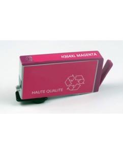 Cartouche remanufacturée HP N°364 magenta XL
