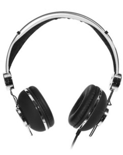Casque audio micro ''On-Ear'' noir