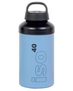Laken bouteille isolante 0,4L - bleu ciel
