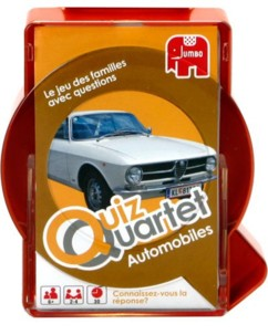 Quiz Quartet - Automobiles