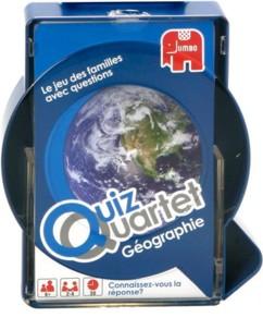 Quiz Quartet - Géographie