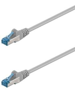 Câble RJ45 CAT.6A S/FTP doublement blindé - 10m