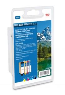 Cartouches remanufacturées HP 364XL Pack