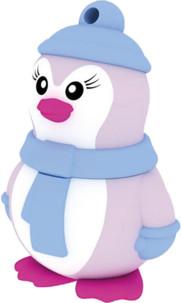 Clé USB Animalitos 16 Go - Pingouin